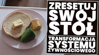 Zresetuj swój stół! Transformacja systemu żywnościowego