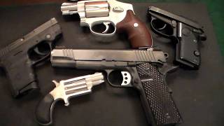 Top 5 Reasons To Carry A Back Up GUN!!