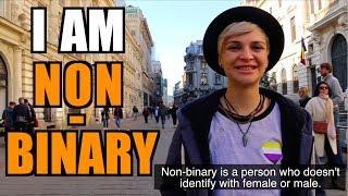 EPISODE 23 - I am Non-Binary (Bucharest, Romania)