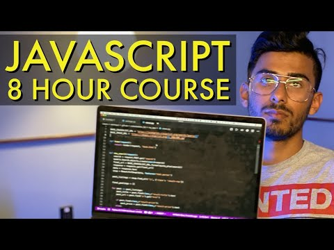 JavaScript Tutorial for Beginners - Full Course in 8 Hours [2020 ...