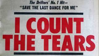 "The Drifters ""I Count The Tears"" (1960) My Extended Version!"