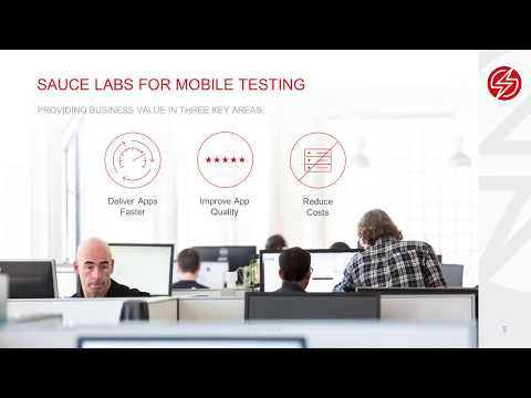 Mobile Testing Overview Related YouTube Video