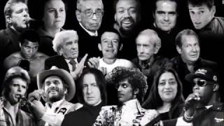 Auld Lang Syne ~People We've lost in 2016