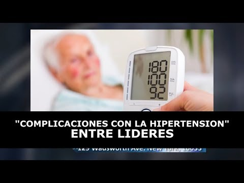 El riesgo de hipertensión 2 etapa