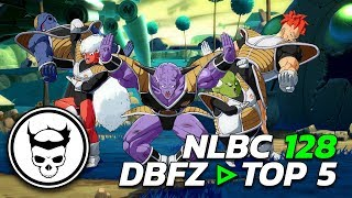 DBFZ ▷ Top 5 Finals ▷ NLBC 128