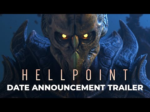 Hellpoint - Date Announce Trailer | Switch PS4 Xbox One Steam de Hellpoint