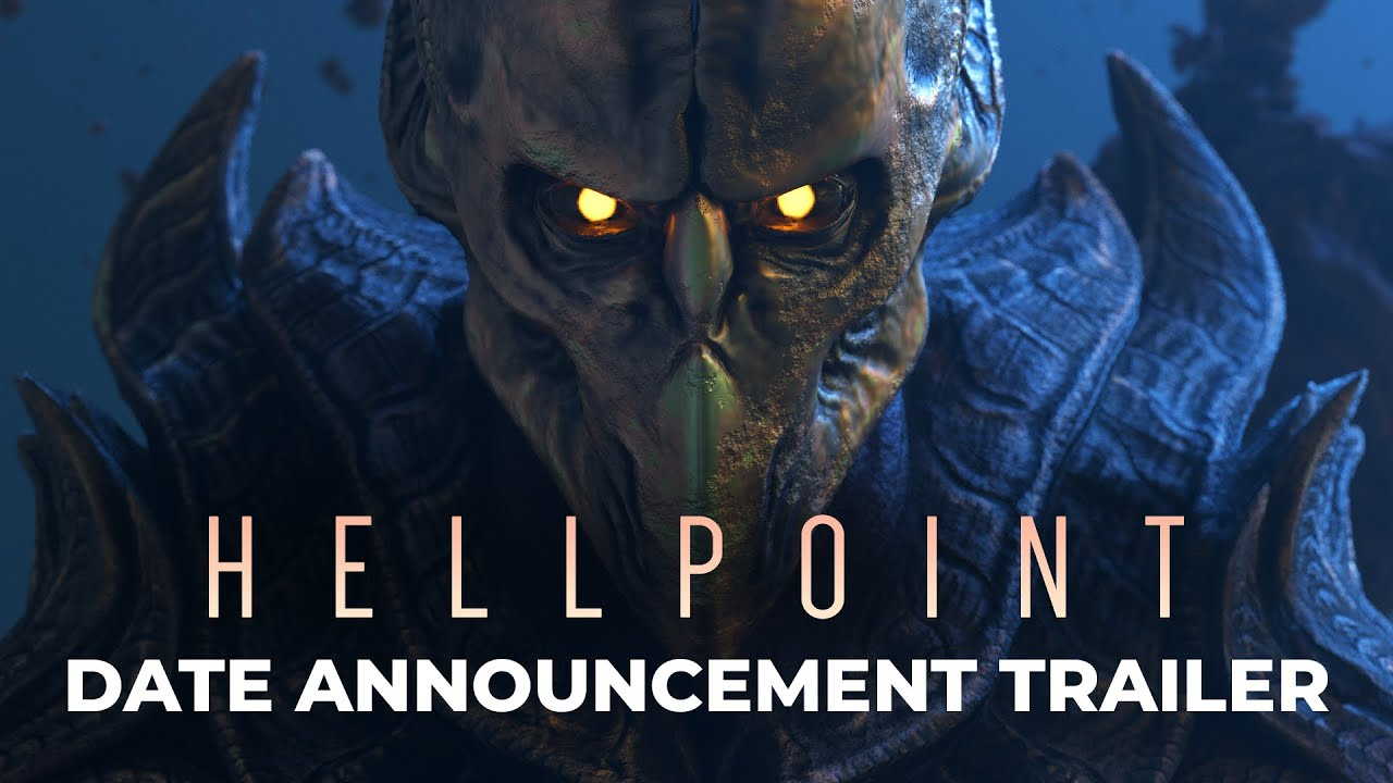 Анонсирующий трейлер Hellpoint