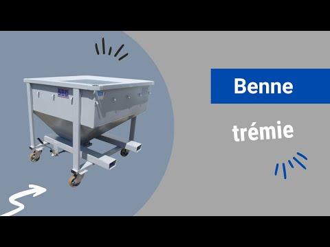 Video Youtube Benne Trémie