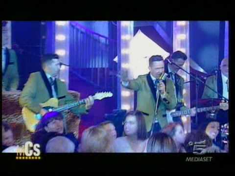 Four Vegas FOUR VEGAS - Rocknroll Show Roma musiqua.it