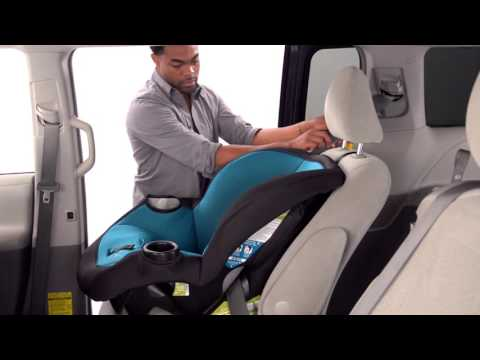 Cosco Apt 50 and Comfy Convertible Forward-facing with Vehicle Belt