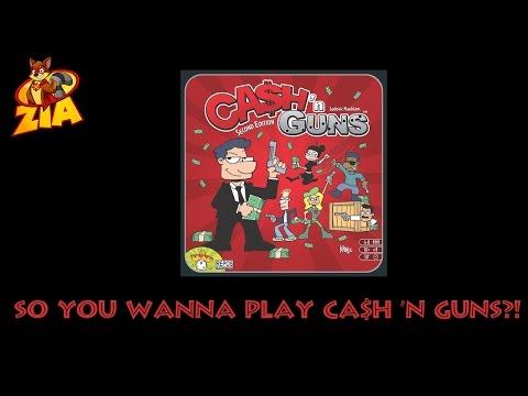 Cash 'n Guns | HOW TO PLAY