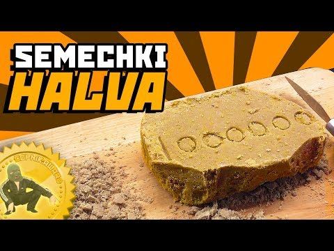 How to make Halva - Cooking with Boris