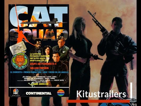 *# Free Streaming C.A.T. Squad: Stalking Danger