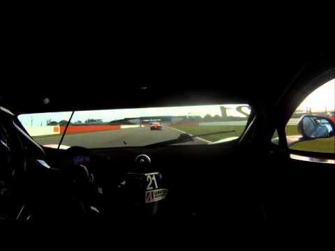Jim Geddie onboard - Silverstone GT Cup wins
