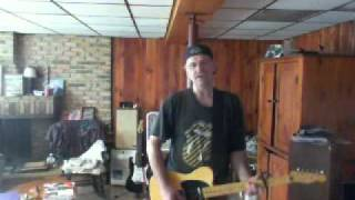 """davydo33 Tom Petty cover """"Mystery Man"""" solo electric"""