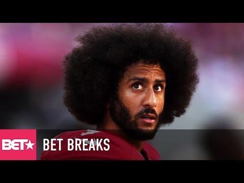 John Carlos Says Kaepernick Won't Play In NFL Again - BET Breaks