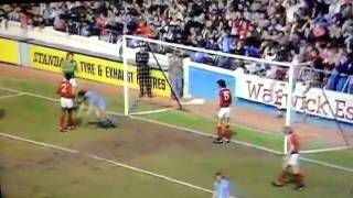 Peter Shilton's Greatest Save