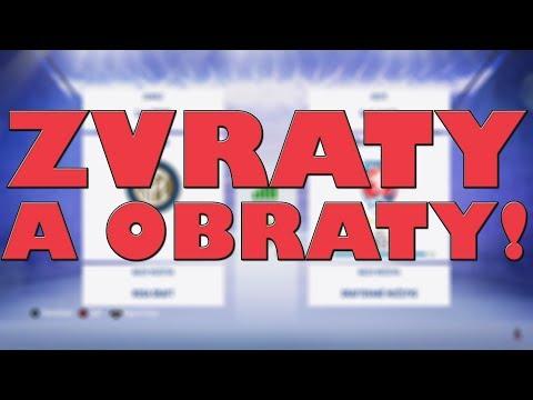 Konečně Normální DRAFT!! | 2. KOLO! | Zvraty A Obraty! | FIFA 19 | CZ/SK