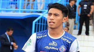 Lawan Persebaya di Final Piala Presiden 2019, Ini Tekad Hanif Sjahbandi untuk Aremania