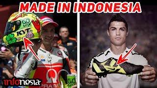 GA NYANGKA! 5 Produk Buatan Indonesia Yang Sering Dipakai Diajang Dunia