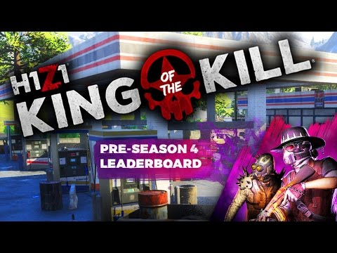 SOLO ROYALTY GRIND!!! - H1Z1 KING OF THE KILL GAMEPLAY
