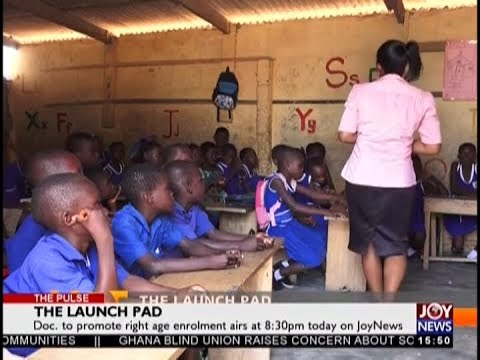 The Launch Pad - The Pulse on JoyNews (10-9-18)