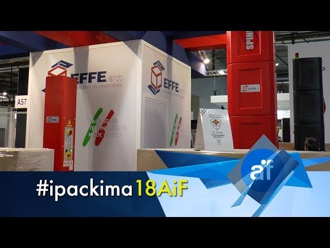 Semiautomatic and automatic wrapping machines - Effe3Ti