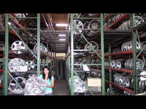Factory Original Chevrolet Aveo Rims & OEM Chevy Aveo Wheels – OriginalWheel.com
