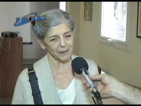 Cristina Banegas dictó un seminario para actores y actrices locales