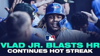 Vlad Jr.'s go-ahead HR in the 8th