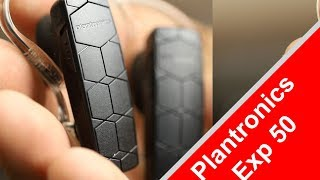 Review and Unboxing of Plantronics Explorer 50 Bluetooth Headset Best Budget Earpiece IMO