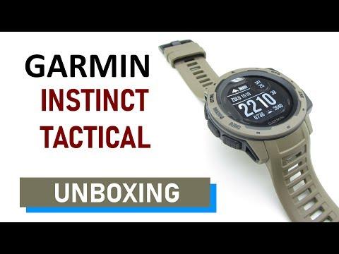 Garmin Instinct Tactical Coyote okosóra (meghosszabbítva: 3042080852) - Vatera.hu Kép