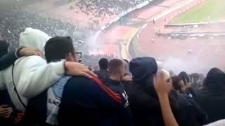 Annuncio Goal CAVANI + Coro Perche