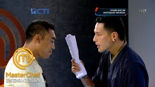 MASTERCHEF INDONESIA - Juna Dibuat Marah Besar Oleh Kadek   Audisi 1   Part 8