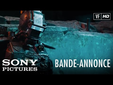 Chappie - Bande-annonce 2 - VF