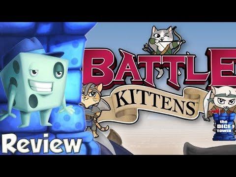 Battle Kittens Review - with Tom Vasel