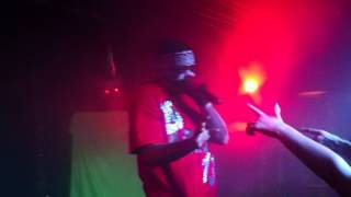 ABK - Ghetto Neighbor, I Keep It Wicked & Kill Me live at ABK's New Years Eve Party 12/31/2012
