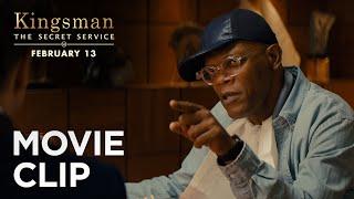 """Kingsman: The Secret Service - """"Spy Movies"""" Clip"""