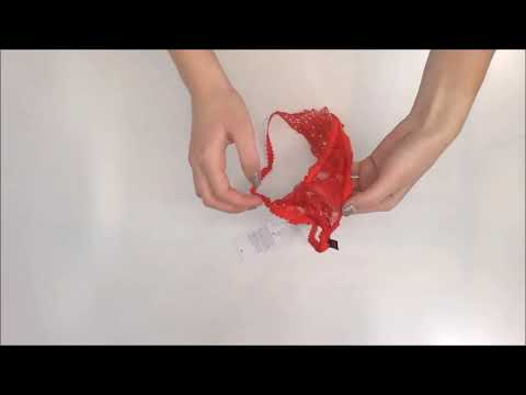 Smyslná tanga Hetea thong - Obsessive