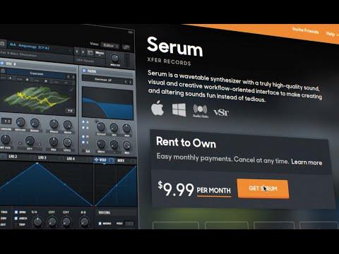 serum logic pro x free