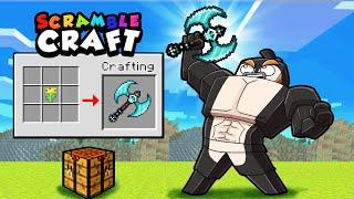 Transform into SUPER HUMAN WARRIOR! (Scramble Craft #4)
