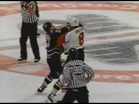Shawn Antoski vs. Craig Berube