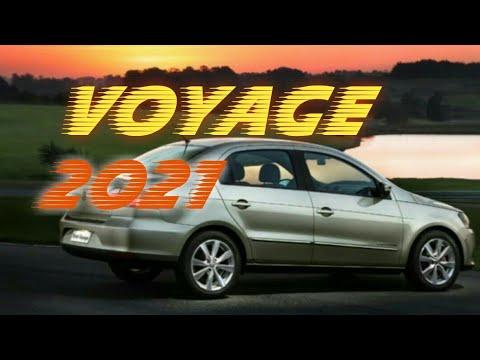 Novo Volkswagen Voyage 2021: Veja Todos os Detalhes! Preço, Ficha Técnica e Consumo...