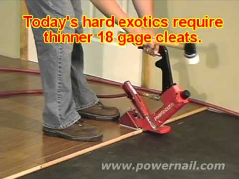 Powernail FLEX 18 Gage Nailer