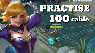 FANNY PRACTISE 100CABLE