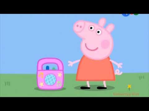 Свинка пепа бада бум