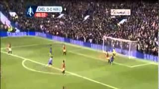 Hasil Pertandingan Chelsea Vs Manchester United 10 Piala FA 2013