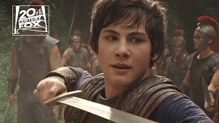 """Percy Jackson & the Olympians: The Lightning Thief 
