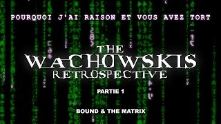 Gambar cover PJREVAT - The Wachowskis Retrospective - Bound & Matrix (1/3)