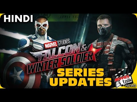 Falcon and Winter Soldier Series Update [Explained In Hindi]